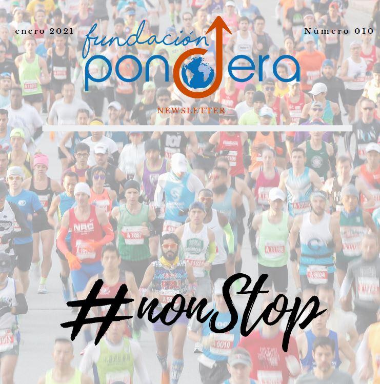 Newsletter Fundación Pondera. Mes de enero