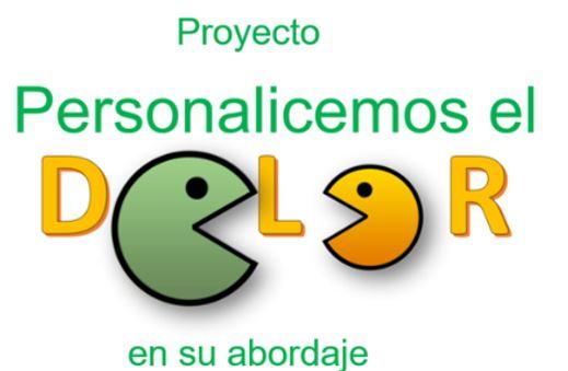 """Proyecto FEP """"Personalicemos el DOLOR"""" en su abordaje"""